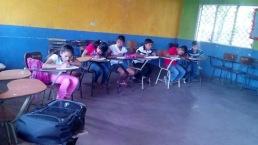 First Children's Saturday Class